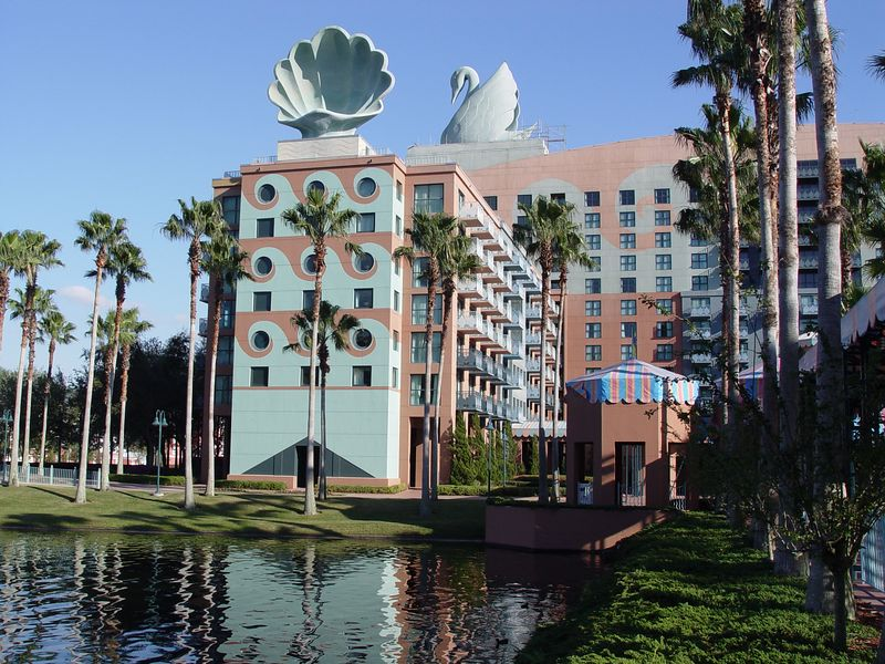 walt disney world florida rides. Walt Disney World Swan Hotel